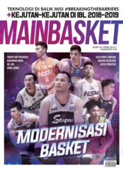 Cover Majalah MAIN BASKET ED 79 April 2019