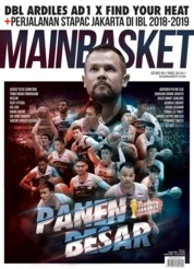Cover Majalah MAIN BASKET ED 80 Mei 2019