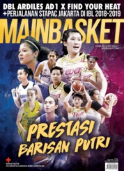 Cover Majalah MAIN BASKET ED 81 Juni 2019