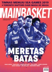 MAIN BASKET Magazine Cover ED 83 August 2019