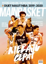 Cover Majalah MAIN BASKET ED 84 September 2019