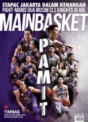 MAIN BASKET Magazine Cover ED 85 October 2019