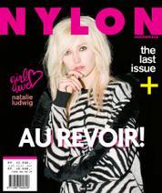 Cover Majalah NYLON Indonesia Mei 2017