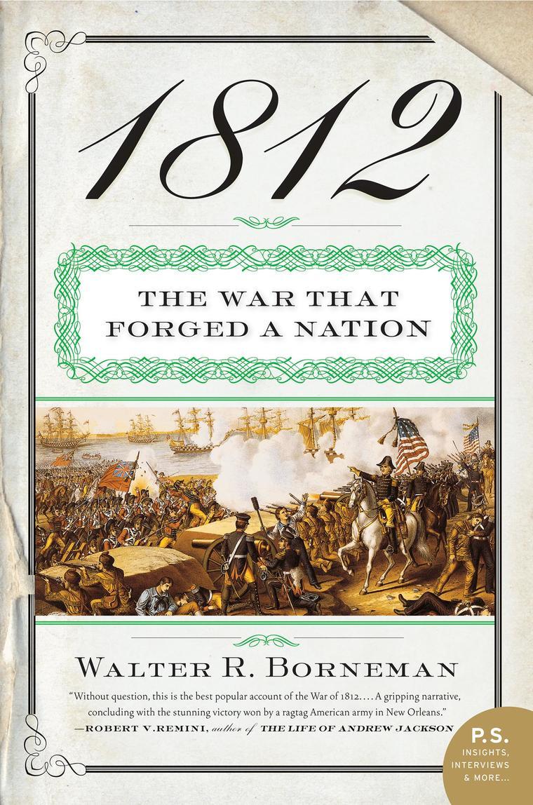 Buku Digital 1812 oleh Walter R. Borneman