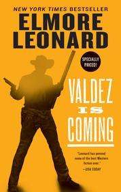Cover Valdez Is Coming oleh Elmore Leonard