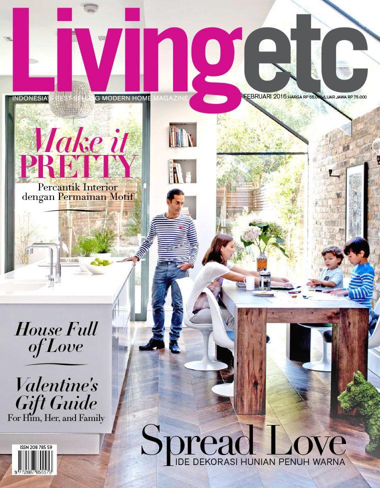 Home Magazin livingetc magazine february 2016 gramedia digital