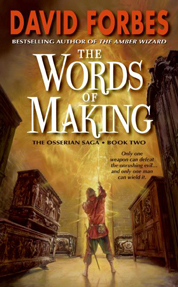 Cover The Words of Making oleh David Forbes