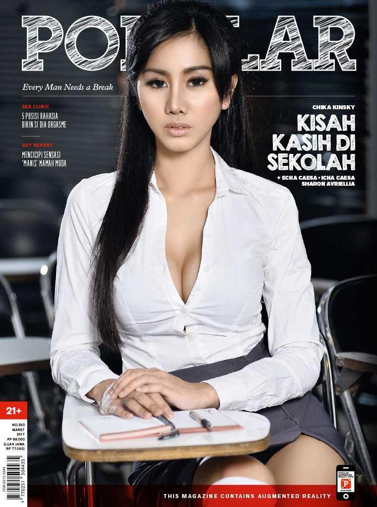Majalah Digital POPULAR Maret 2017