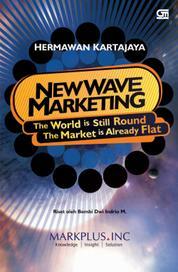 Cover NEW WAVE MARKETING oleh Hermawan Kartajaya