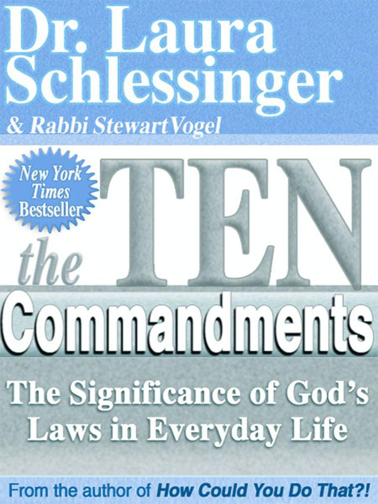 were only human by schlessinger Dr laura schlessinger and homosexuality: her faith and her past statements about human the following information sources were used to prepare and update the.