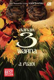Cover RANAH 3 WARNA oleh A. Fuadi