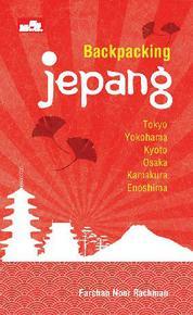 Cover Backpacking Jepang oleh