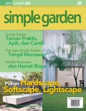 SERI Rumah Ide – simple garden by Cover