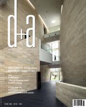 D+a Magazine Cover ED 93 August 2016