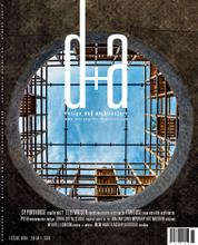 D+a Magazine Cover ED 94 October 2016
