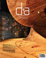 D+a Magazine Cover ED 99 August 2017