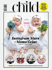 Cover Majalah Singapore's Child ED 173 April 2016