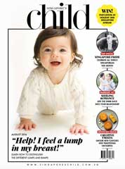 Cover Majalah Singapore's Child ED 177 Agustus 2016
