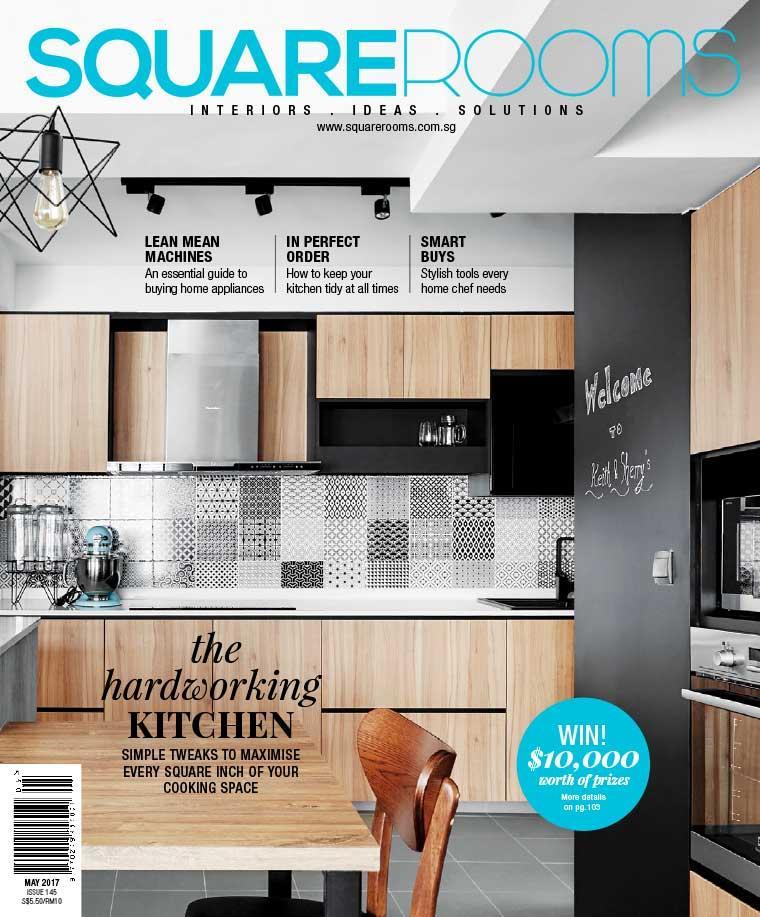Majalah Digital SQUARE ROOMS ED 145 Mei 2017