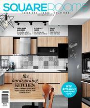 Cover Majalah SQUARE ROOMS ED 145 Mei 2017