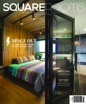 SQUARE ROOMS Magazine Cover