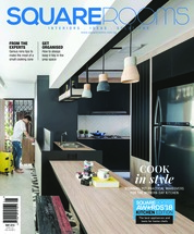 Cover Majalah SQUARE ROOMS ED 157 Mei 2018