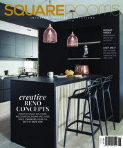 SQUARE ROOMS Magazine Cover ED 158 June 2018