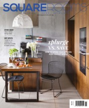 SQUARE ROOMS Magazine Cover ED 163 November 2018