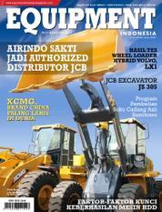 EQUIPMENT Indonesia Magazine Cover July 2017