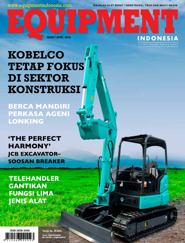 EQUIPMENT Indonesia Digital Magazine March 2019