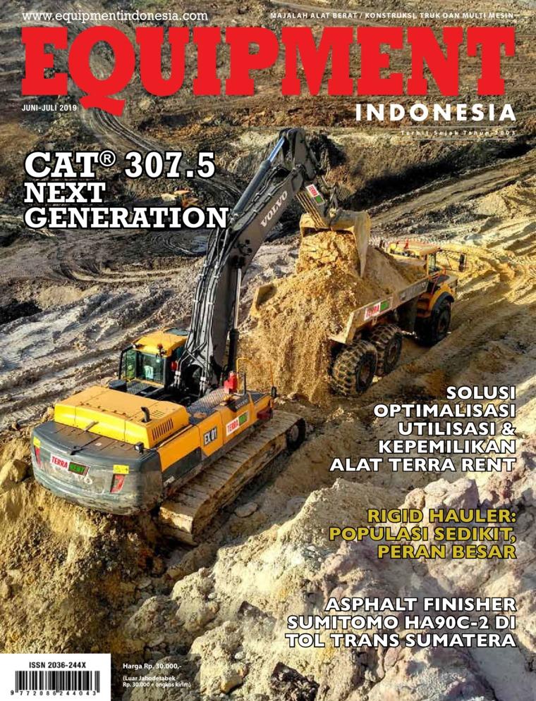 EQUIPMENT Indonesia Digital Magazine June 2019