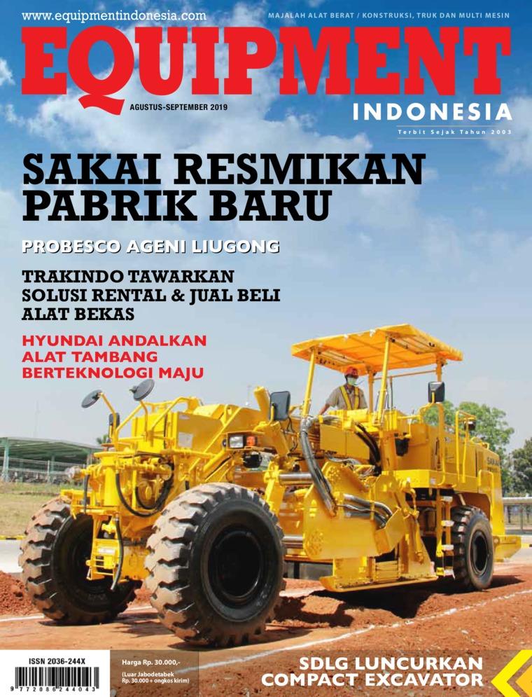 EQUIPMENT Indonesia Digital Magazine August 2019