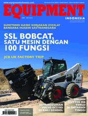 EQUIPMENT Indonesia Magazine Cover June-July 2018