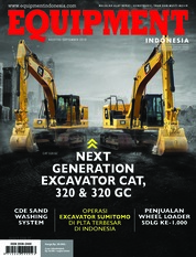 Cover Majalah EQUIPMENT Indonesia Agustus-September 2018