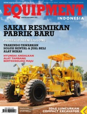 EQUIPMENT Indonesia Magazine Cover August 2019