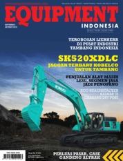 Cover Majalah EQUIPMENT Indonesia September 2019