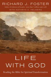 Life with God by Richard J. Foster Cover