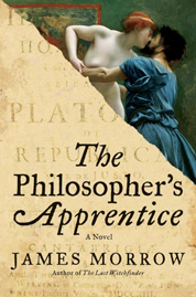 The Philosopher's Apprentice by James Morr Cover