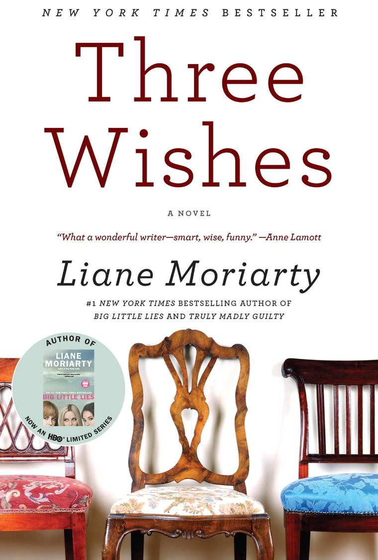 Buku Digital Three Wishes oleh Liane Moriarty