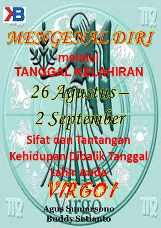Virgo I 26 Agustus - 2 September by Buddy Setianto Digital Book