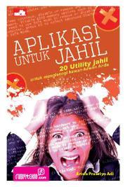 Cover Aplikasi untuk Jahil oleh Arista Prasetyo Adi