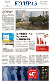 KOMPAS Cover [Pagi] 20 September 2017