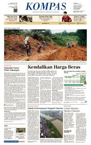 KOMPAS Cover [Pagi] 06 January 2018