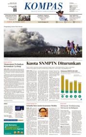 KOMPAS Cover 23 March 2019