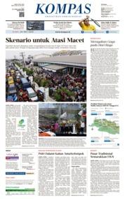 KOMPAS Cover 29 May 2019