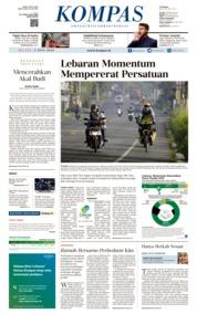 KOMPAS Cover 04 June 2019