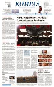 Cover KOMPAS 04 Oktober 2019