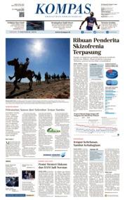 KOMPAS Cover 07 October 2019