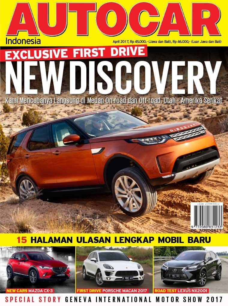 Majalah Digital AUTOCAR Indonesia April 2017