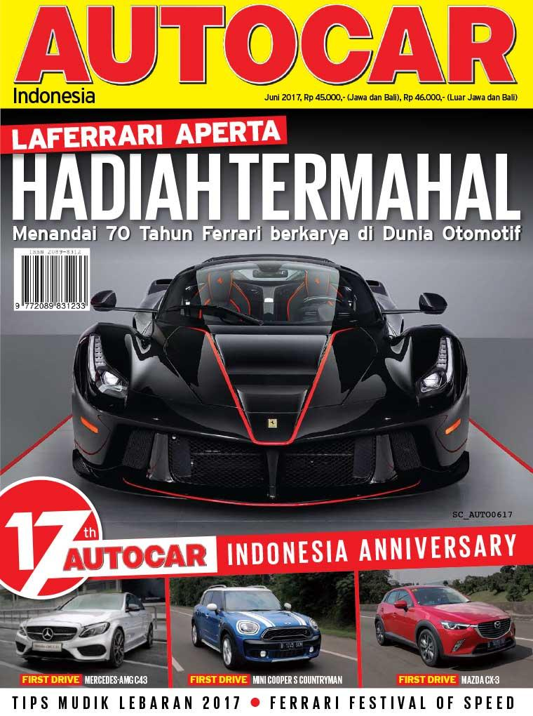 AUTOCAR Indonesia Digital Magazine June 2017